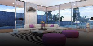 Klimatyzacja w mieszkaniu- ile kosztuje i jak ją zaprojektować?