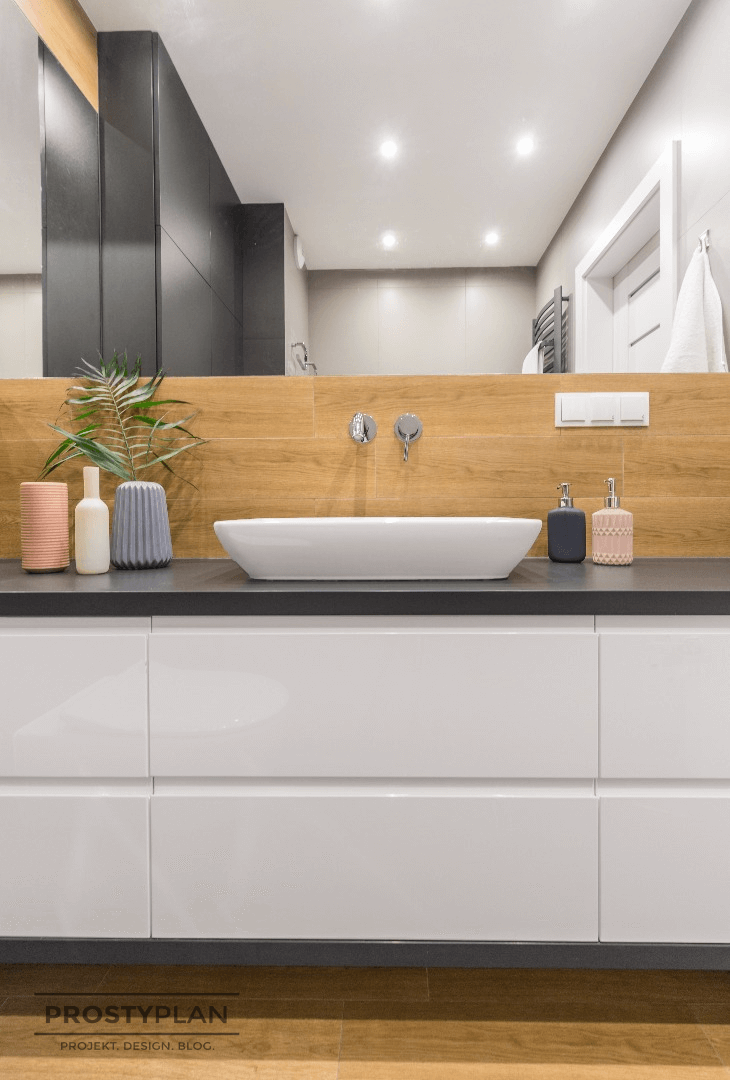 Łazienka w bloku – jak ją urządzić? 2