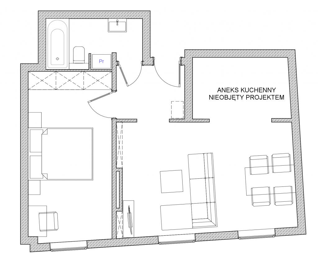 Remont mieszkania- Jak wygospodarować dodatkową garderobę? 2